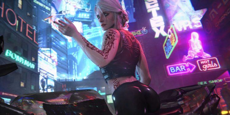 Ciri Cyberpunk 2077 Dünyasında Olacak mı?