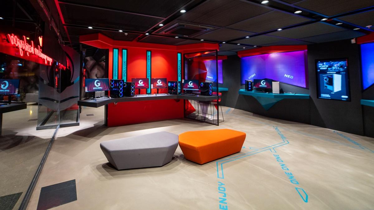 Game Garaj Showroom Açıldı