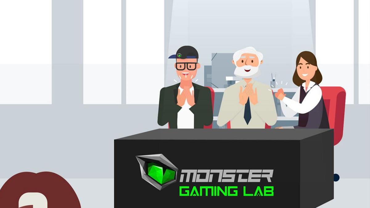 Monster Gaming Lab Yeni Dönem Başvuruları