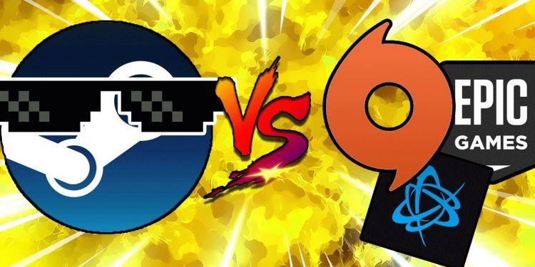 Steam Yüksek Fiyatları epic games store uplay battle net