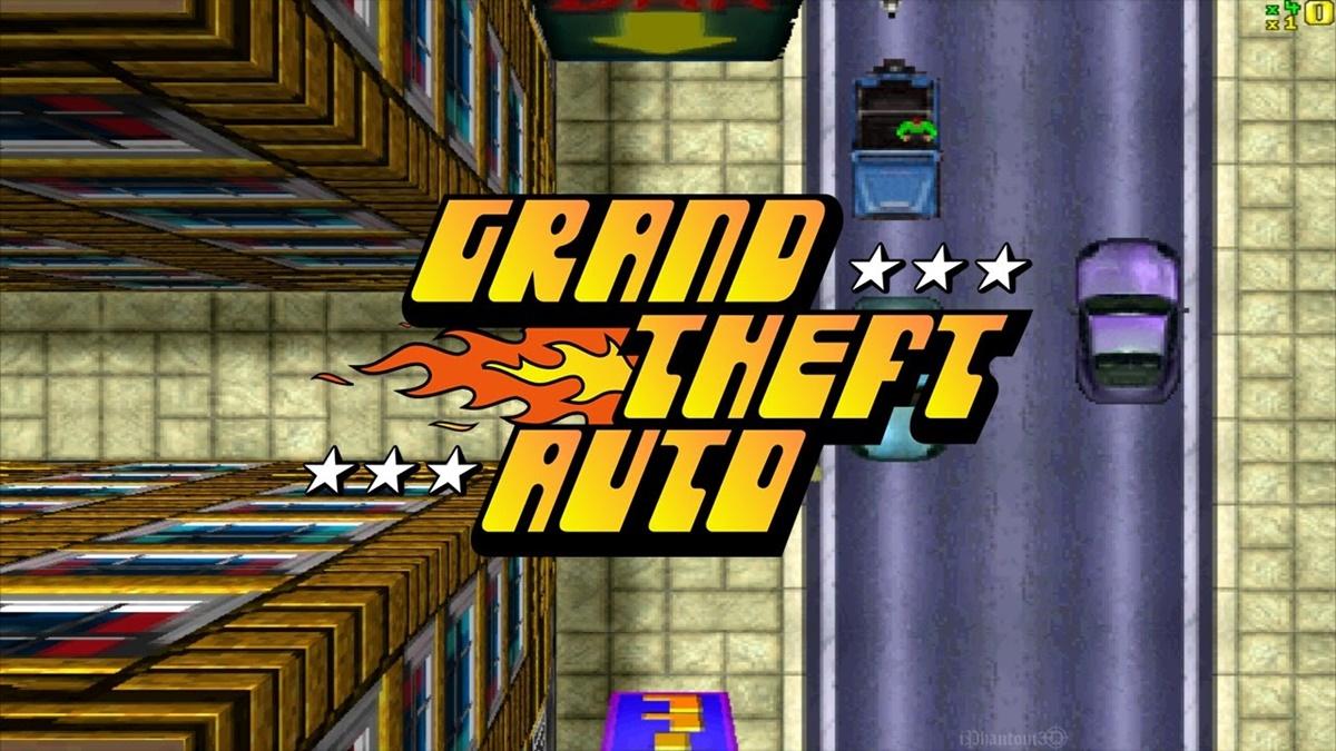 Tüm GTA Karakterleri - GTA I