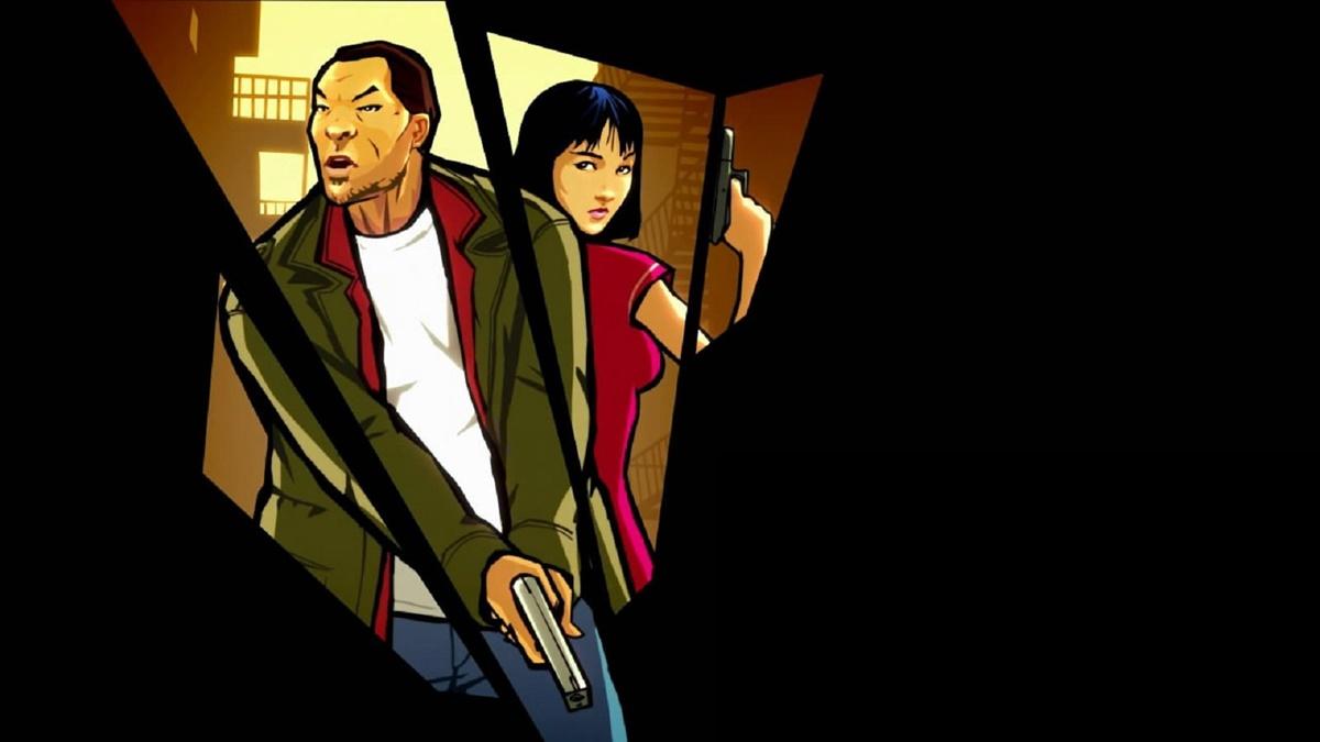 Tüm GTA Karakterleri - GTA Chinatown Wars