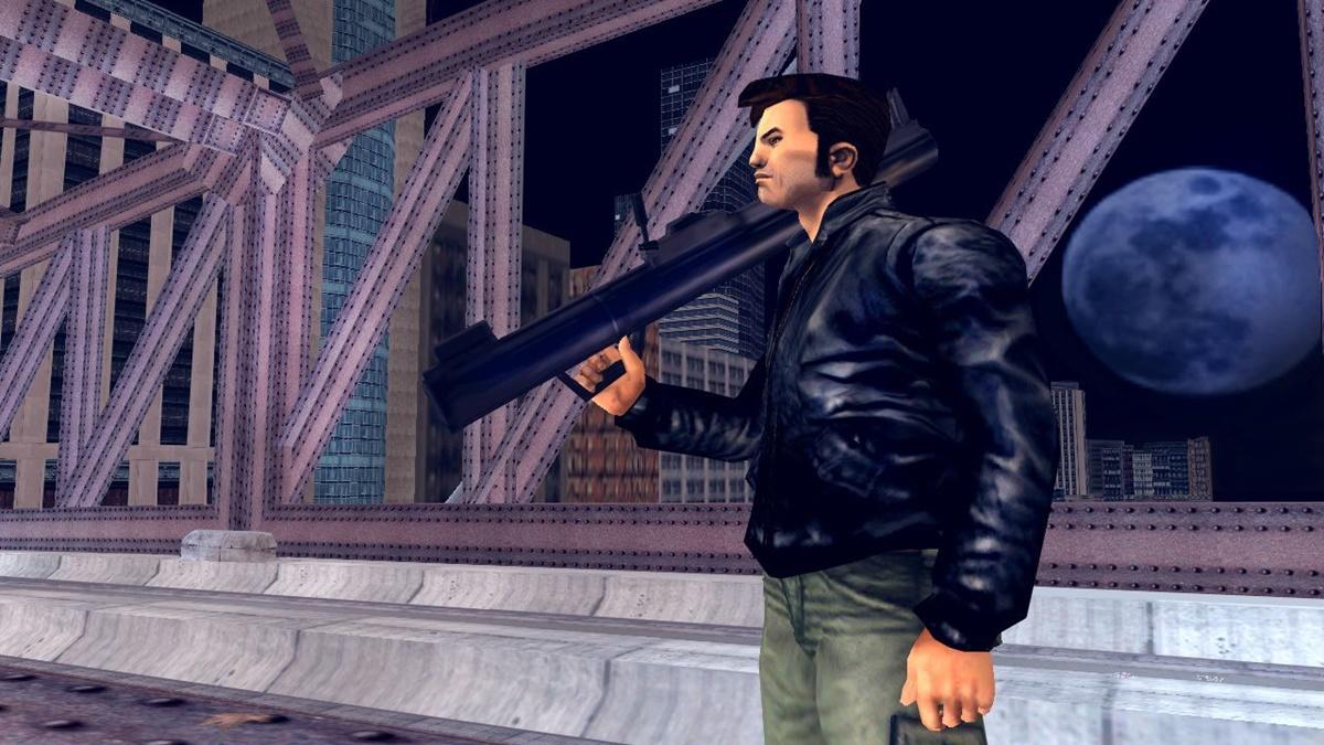 Tüm GTA Karakterleri - GTA III
