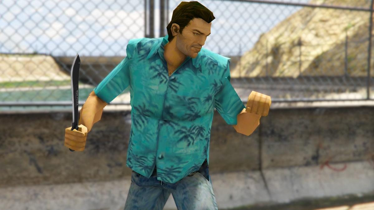 Tüm GTA Karakterleri - GTA: Vice City