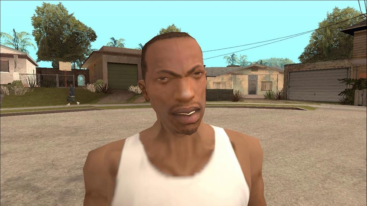 Tüm GTA Karakterleri - GTA: San Andreas
