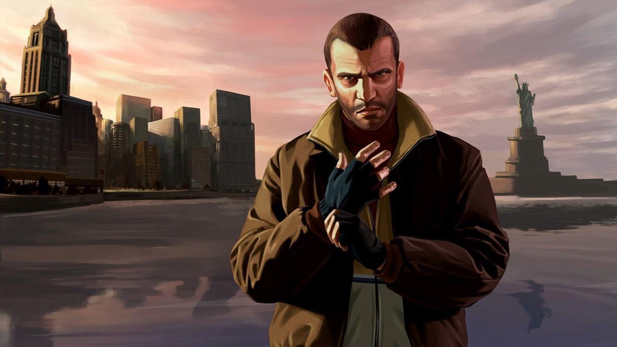 Tüm GTA Karakterleri - GTA IV