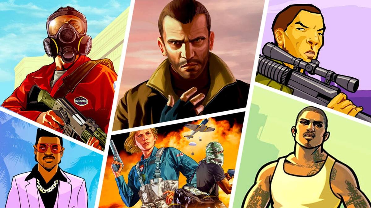 Tüm GTA Karakterleri Listesi