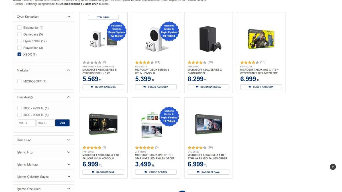 Xbox One X Fiyatı Zamlandı! (Yok Artık!)
