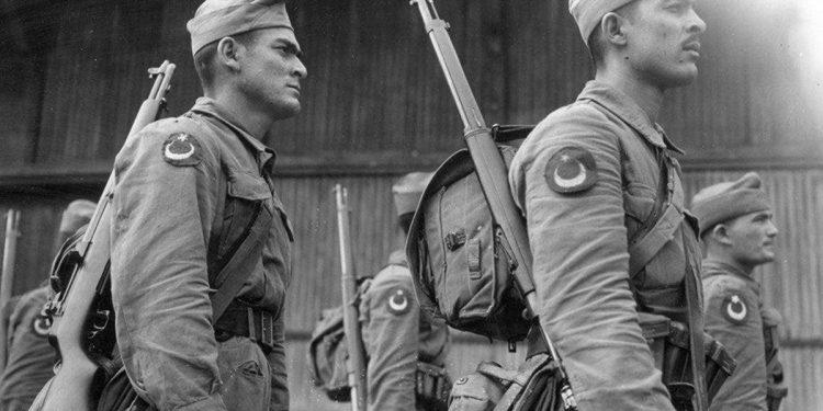 Call of Duty Kore Savaşı Türk Askerleri