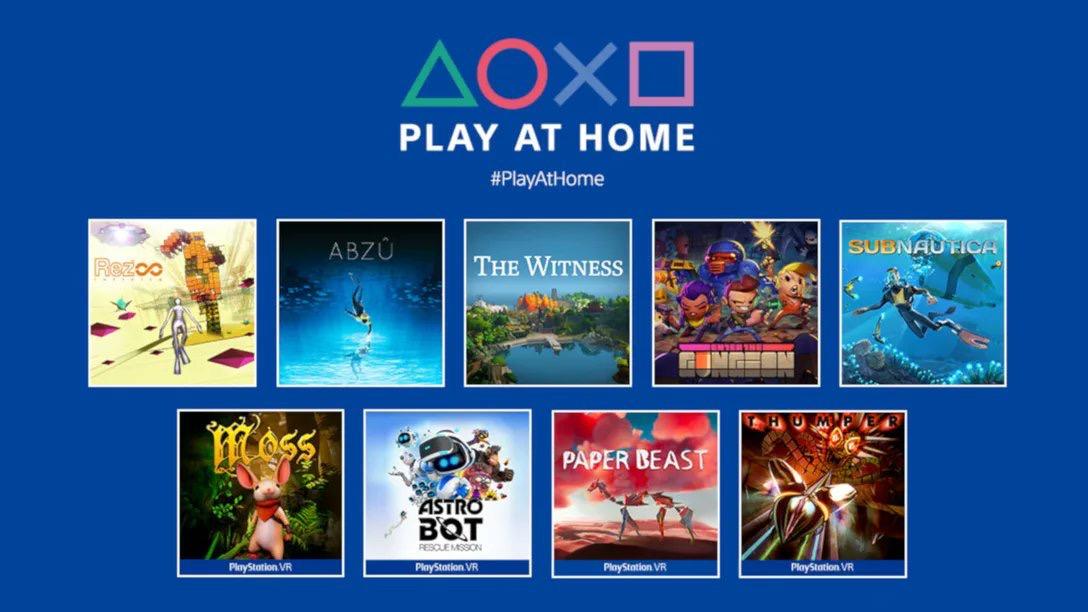 10 Oyun PlayStation Store'da Ücretsiz Olacak