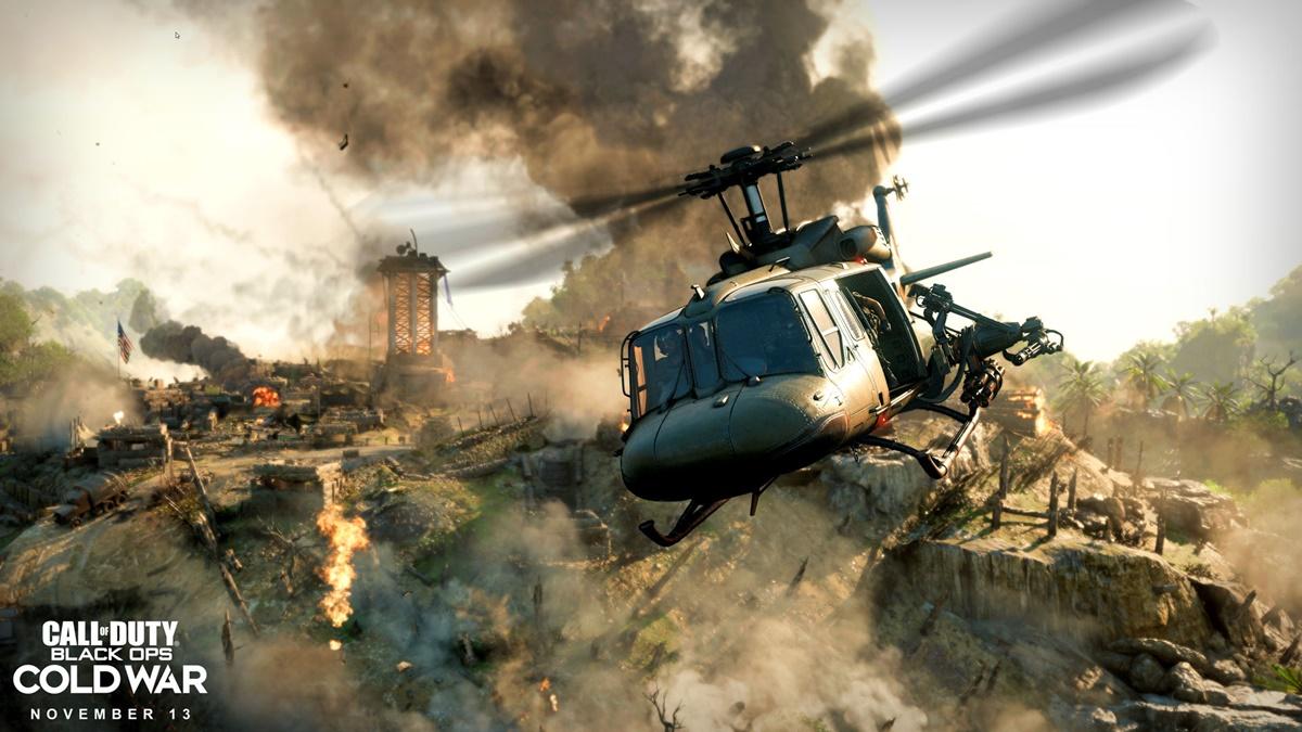 En Yüksek Boyutlu Oyunlar - Call of Duty Black Ops: Cold War