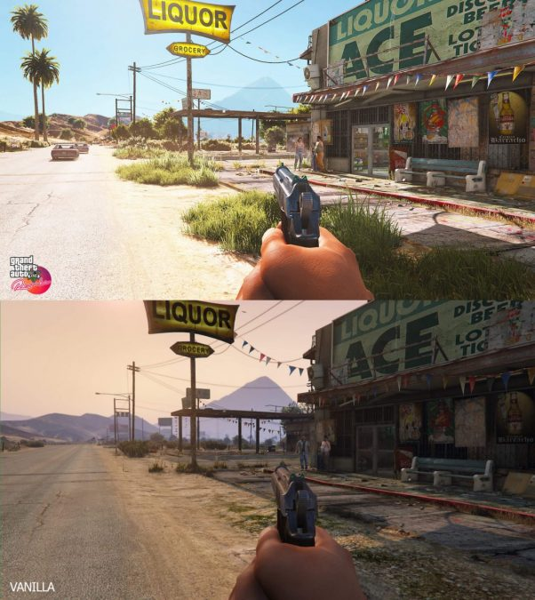 GTA 5 Remake Mod Yayınlandı