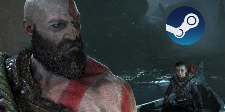 PC'ye çıkacak PS4 oyunları God of War Steam