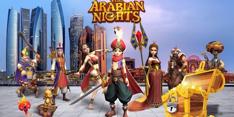 Arabian Nights: Genie's Treasures