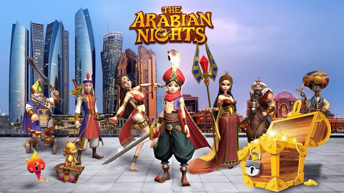 Arabian Nights: Genie's Treasures