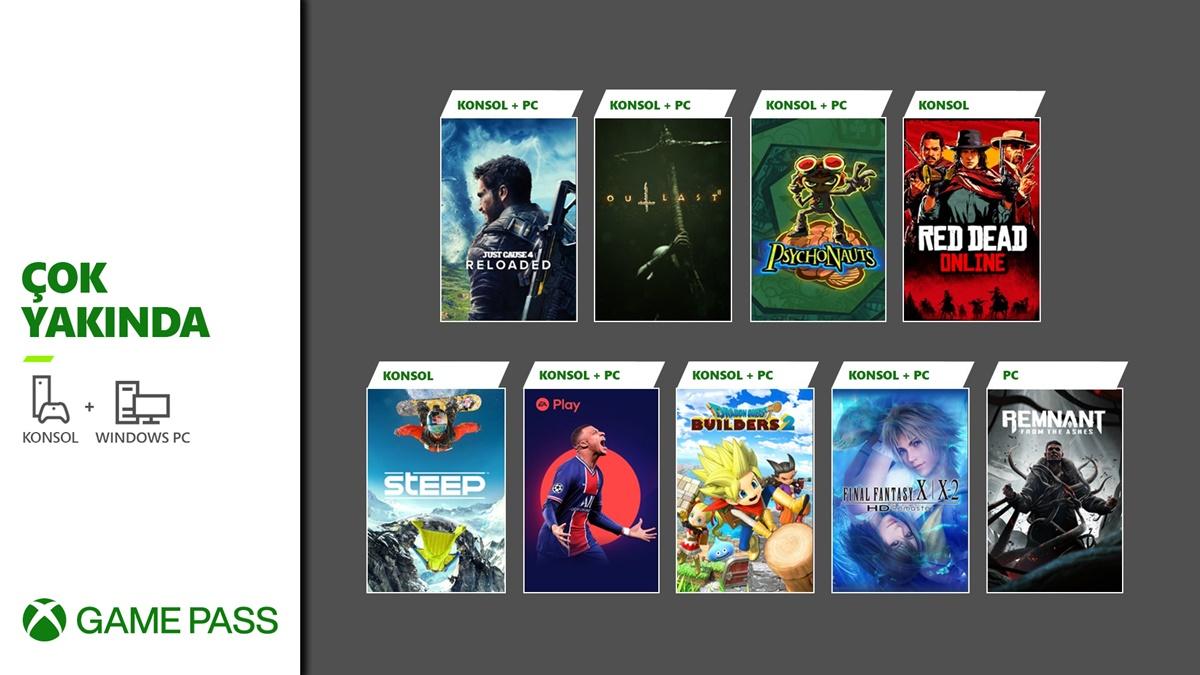 Xbox Game Pass Mayıs 2021 Oyunları Neler?