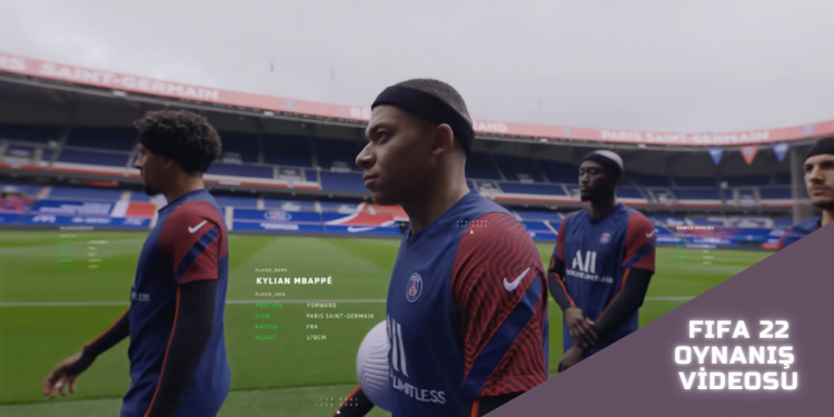 FIFA 22 Oynanış Videosu Mpabbe