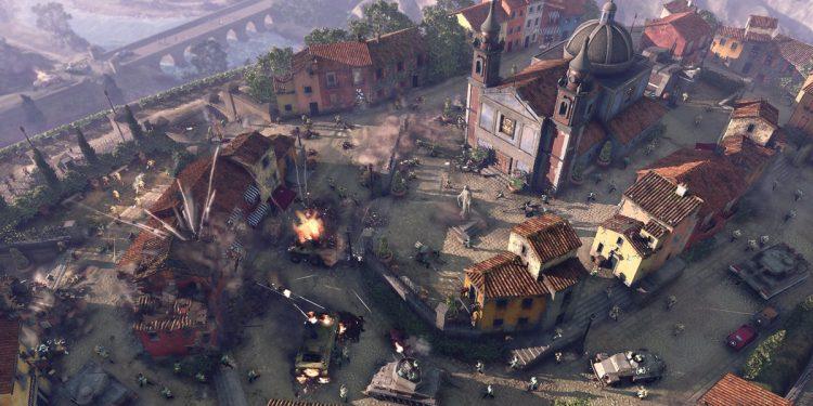 Company of Heroes 3 İlk Oynanış Videosu Yayınlandı