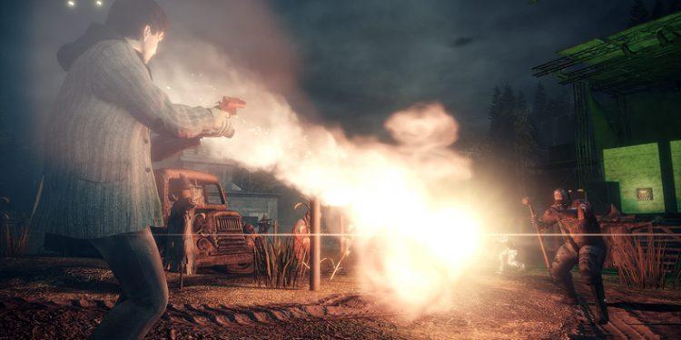 Alan Wake Remastered Görüntüleri Sızdı