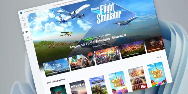 Amazon ve Epic Games Uygulamaları Microsoft Store İçin Gelecek