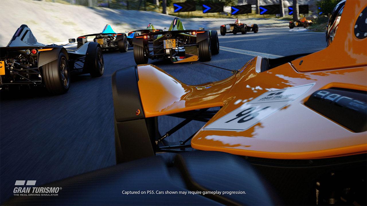 Gran Turismo 7'nin PS4 ve PS5 İçin Çıkacağı Onaylandı!-2