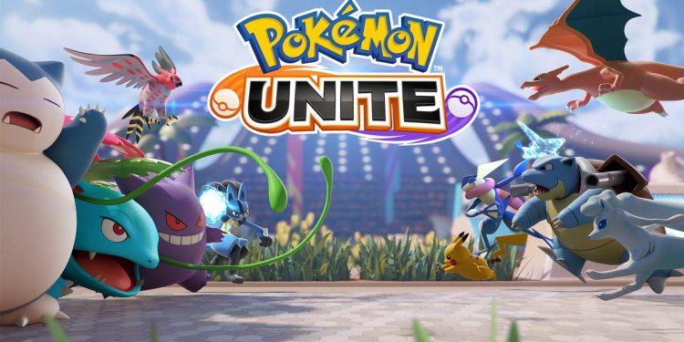 Pokemon Unite Android ve iOS için Çıktı