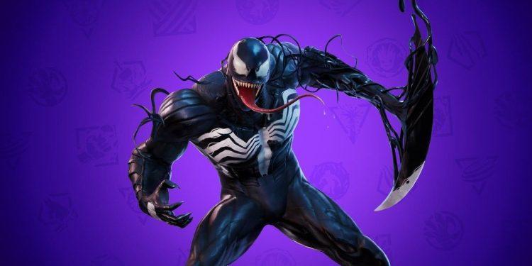 Venom Fortnite Oyununa Katılımda Bulundu!