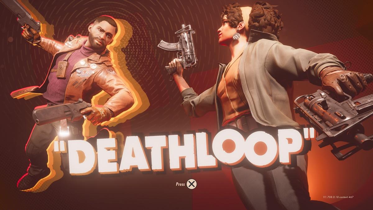 Deathloop Colt Julianna