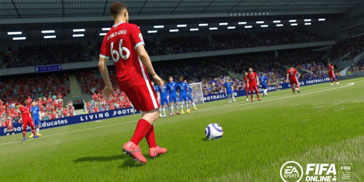 FIFA Online 4 Volta Live Modu