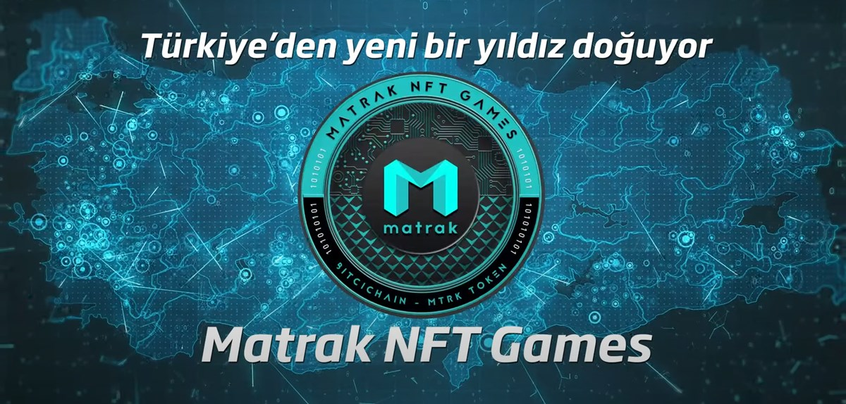 Matrak NFT Games, 180 Milyar Dolarlık Dünya Oyun Pazarına Göz Dikti