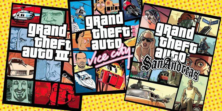 GTA Trilogy Remastered Rockstar Launcher Üzerinde Görüldü