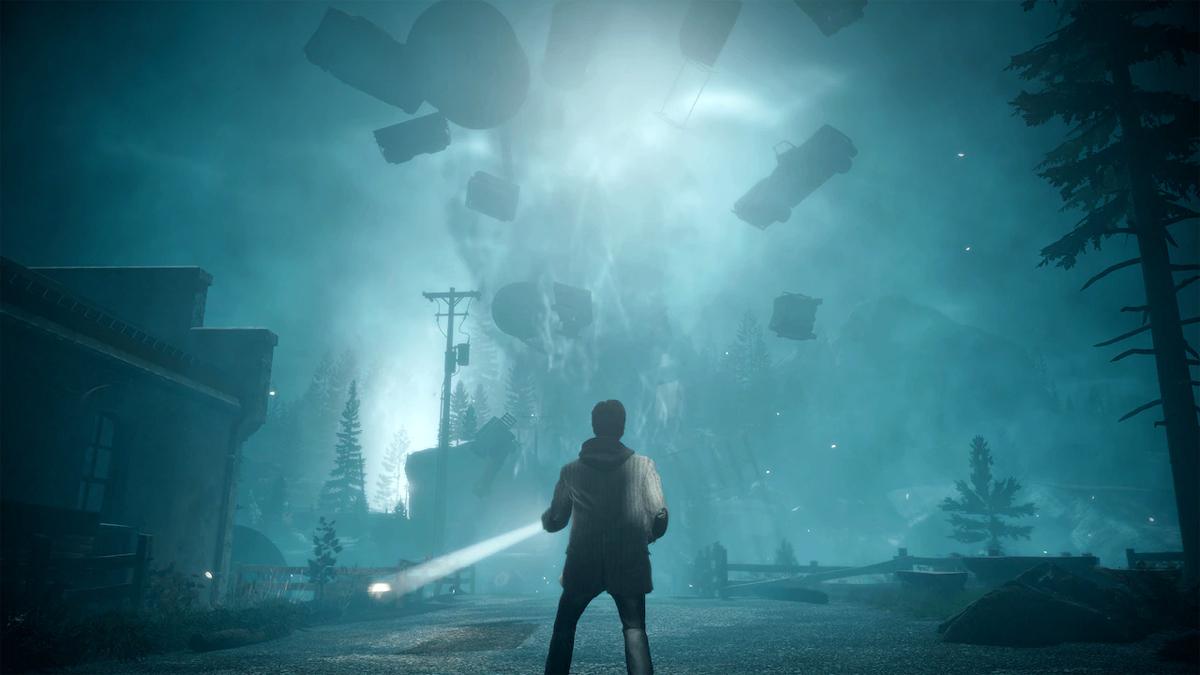Yeni Çıkacak Oyunlar Alan Wake Remastered